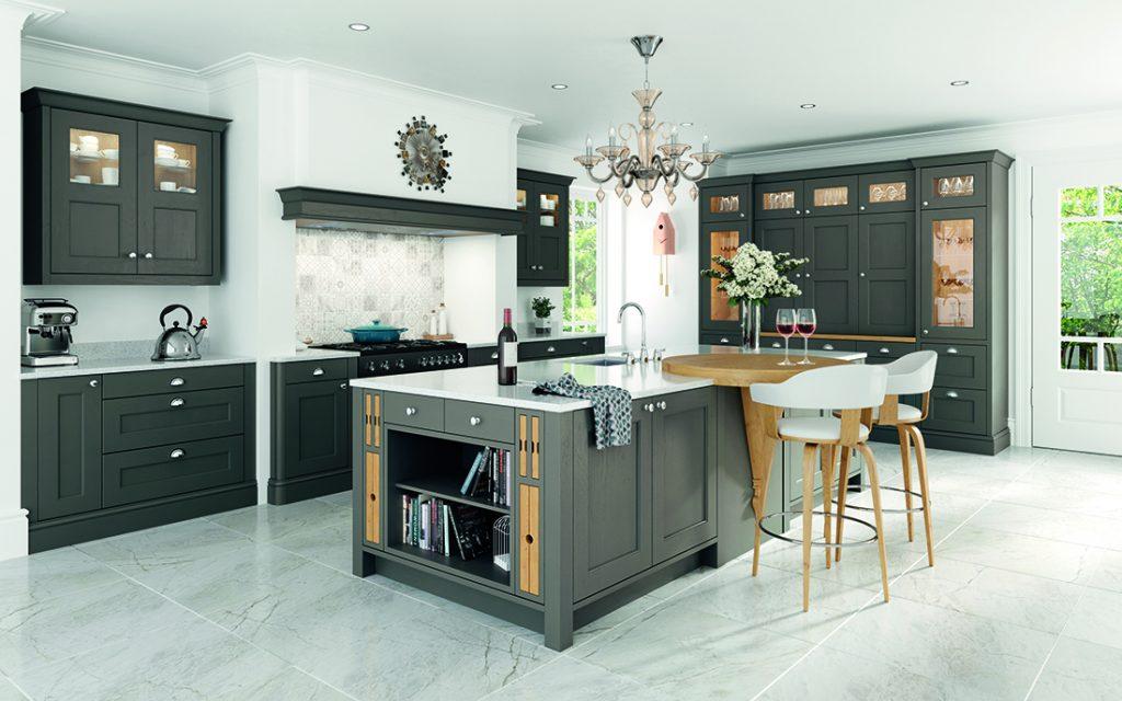 Wakefield Lava, kitchen island, kitchen island design